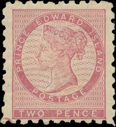 Reprints & forged Stamps of Prince Edward Island / BNA - Genuine vs. Australian Painting, Canada, Prince Edward Island, Vintage Stamps, Stamp Collecting, Vintage World Maps, Queen Victoria, Aurora, Seals