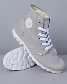 Palladium - Blanc Hi Boots
