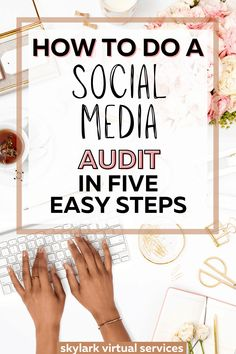 The word 'audit' is not the most fun one and creates pictures of boring, dull spreadsheets. And okay, it isn't the most exciting but it is a really important thing to do with your social media accounts. Check out how to create a simple process for auditing your social media marketing efforts and see what you should be looking for Marketing Software, Social Media Marketing, Marketing Strategies, Business Marketing, Business Tips, Online Marketing, Online Business, Digital Marketing, Social Media Content