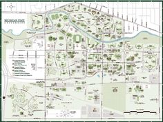 Full Image Wallpapers » map of wmu campus | HD Images
