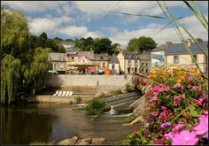 https://flic.kr/p/fE7jBB | Town of La Gacilly | Festival Photo Peuples et Nature de La Gacilly.  The town, La Gacilly (Morbihan, Brittany, France) is  known for its annual outdoor photo festival. This year, as well as the themes of People and Nature, the spotlight is on German photography. www.festivalphoto-lagacilly.com/IMG/pdf/Anglais.pdf