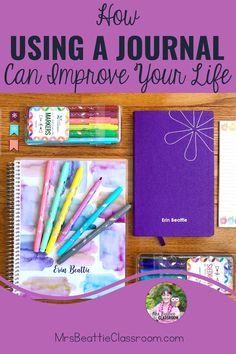 Keeping a daily journal is an excellent way to focus on gratitude, get organized, and set goals. Take a look at this post for great product choices, inspiring journaling ideas, and grab a FREE printable month-long journaling challenge! Writing Skills, Writing Activities, Weekly Planner, Life Planner, Planner Layout, Daily Journal, Cool Writing, Day Plan, Personal Goals