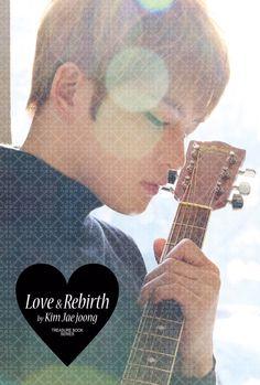 韓国人初! 'Treasure Book'のセレブに選ばれたキム・ジェジュン! キム・ジェジュンの'LOVE&REBIRTH'にご期待ください!
