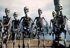*Ray Harryhausen* -- Plan 9 from outer space + MORE