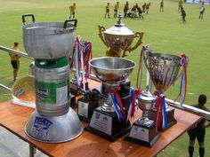 Phuket Vagabonds RFC - the best tourist homemade trophy
