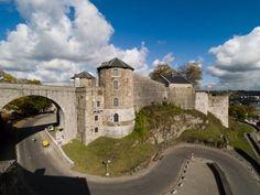 Citadelle de Namur. Belgium.