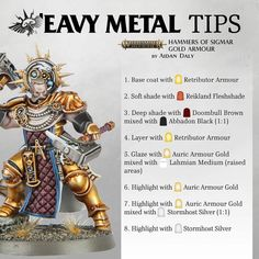 "ith ""How to Paint Flesh"" being a popular request here, we asked Si Adams from 'Eavy Metal to give us the secrets behind painting a face Painting Recipe, Painting Tips, Figure Painting, Painting Techniques, Painting Tutorials, Tole Painting, Warhammer Age Of Sigmar, Warhammer Wood Elves, Warhammer Paint"