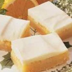 Melt in Your Mouth Lemon Bars Recipe 3 | Just A Pinch Recipes