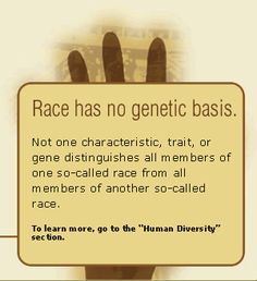 As an Anthropology major, our classes talk of this often- it is a social construct not biological. RACE - The Power of an Illusion . What Is Race Anthropology Major, Forensic Anthropology, Biological Anthropology, Forensic Science, Political Science, What Is Race, Cultural Diversity, Petite Fashion, Curvy Fashion