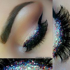 Glittery goodness by