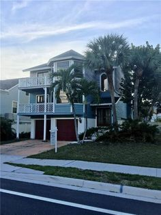 Want to live on St. We don't blame you! Check out this amazing listing today! St Pete Beach, Tampa Bay, Blame, Investing, Mansions, House Styles, Amazing, Outdoor Decor, Check