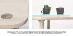 KT-1 table. Kaaja Collection on Behance