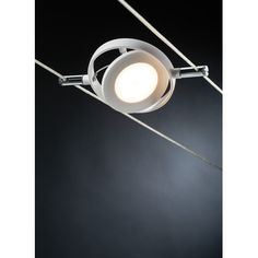 Paulmann Wire Systems 6 Light LED RoundMac Track Light