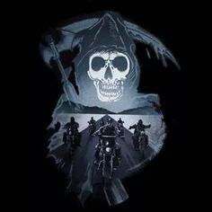 SOA's Final Ride. Sons of anarchy