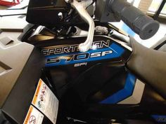 New 2017 Polaris Sportsman 570 SP Stealth Black ATVs For Sale in Michigan. 2017 POLARIS Sportsman 570 SP Stealth Black,