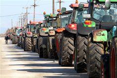 Παρέμβαση: Ραντεβού στην Agrotica δίνουν οι αγρότες - Μεγάλη ... Tractors, Monster Trucks, Vehicles, News, Blog, Car, Blogging, Vehicle, Tools