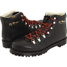 Tackling the great outdoors has never looked this good! Dr. Martens Holt
