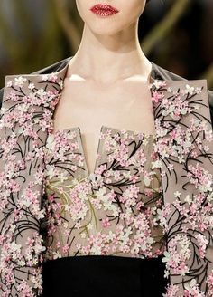 Christian Dior SS13 Couture