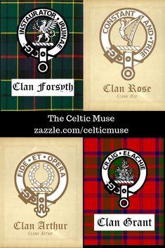 Buchanan Scottish Clan Old Tartan Rubber Drink Coaster