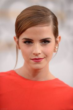 "{FC: Emma Watson} ""Hello. I'm Emma. I'm 21 years old, single and from the U.K. I'm a manger, so if you need one, I'm always looking for clients."""