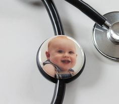 Photo Stethoscope Tag
