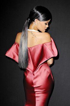 Rihanna - Diamond Ball Dec.11.2014 #fashion