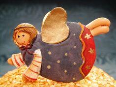 A Tavola con Mammazan: Un segnaposto mangereccio per Natale ovvero il Pane al sesamo