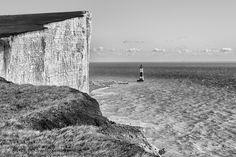 Jack the Flipper - Beachy Head Lighthouse 2 | Great Britain