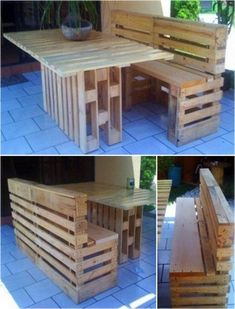wood pallets ideas | Wood Pallets: Decoration, Functionality, Unique Pieces for Your Home