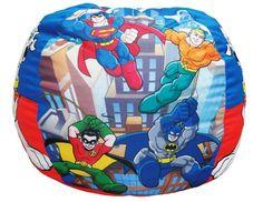 Justice League Beanbag Chair