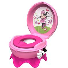 The First Years - Disney Minnie Mouse 3-in-1 Celebration Potty Seat