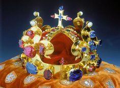 svatováclavská koruna - Hledat Googlem