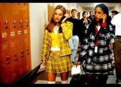 I totally wore this the first day of 10th grade.
