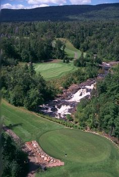 What a view! Superior National Golf Course​ in Lutsen, MN. #GolfCourseOfTheDay I Rock Bottom Golf #rockbottomgolf