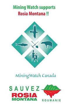 MiningWatch supports Rosia Montana