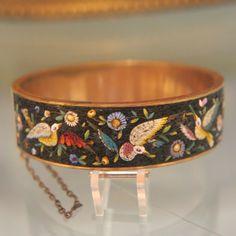 Victorian Jewelry, Antique Jewelry, Vintage Jewelry, Country Jewelry, Mourning Jewelry, Italian Jewelry, Art Nouveau Jewelry, Glamour, Mosaic Glass