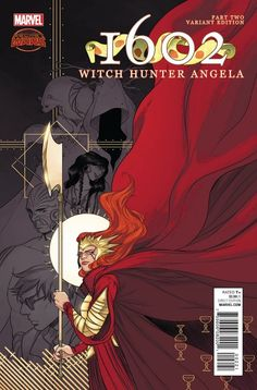 1602 Witch Hunter Angela #2