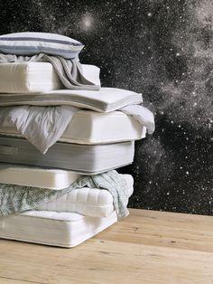 Diverse Micasa Matratzen - Die Sterne stehen günstig für guten Schlaf. Mattresses, Sleep