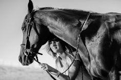 Equine Portrait Shoot - Anina & Hamish - Ruan Redelinghuys Photography
