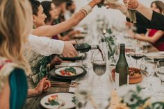 Zai and Phil did not just have a wedding. They provided an Airstream trailer outfitted as a sauna, rows of cedar showers, guided yoga sessions, adorable tents by Shelter Co. Sabyasachi Sarees, Martha Stewart Weddings, Rehearsal Dinners, Northern California, Indian