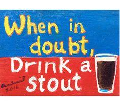 Pint Glass Beer Fridge Magnet, Beer Gift, Beer Fridge Tap Handle Label, Gift for…