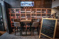 Bistro Jadranka - Ulica grada Vukovara 56 (Vrbik, Zagrepčanka)  Služe se jednostavna jela, cijene su pristupačne, a inzistira se na svježini namirnica. I zato je u kratkom roku bistro Jadranka postalo mjesto za brz i fin ručak. Povrće se nabavlja na tržnici, a meso od vlastitog dobavljača, baš kao i riba. Ponuda vrhunske vinske karte i pjenušaca, dodatan su razlog za posjetu ovom bistrou.