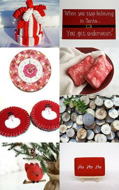 Wonderful Christmas collection of red and white gift ideas found on Etsy! Click to expand and see more details.