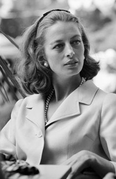 Capucine (1928-1990) was born Germaine Hélène Irène Lefebvre in France. Capucine was a French fashion model and actress best known for her comedic roles in The Pink Panther (1963) and What's New Pussycat? (1965). She appeared in 36 films and 17 television productions between 1948 and 1990. She met Hollywood actress Audrey Hepburn modeling in Givenchy (with whom Hepburn was best friends and whose muse she was) in Paris. The two would remain close friends for the rest of Capucine's life.