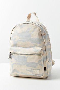 Herschel Grove Mini Canvas Backpack