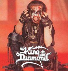 Mercyful Fate, King Diamond, Rock News, Power Metal, Heavy Metal Music, 80s Music, Metalhead, Punk Rock, Hard Rock