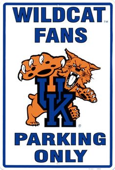 Thirstystone University of Kentucky Car Cup Holder Coaster, Two Car Coasters Included Width Absorbent Stoneware Self Drying Two Convenient Notches for Easy Removal Uk Wildcats Basketball, Kentucky Basketball, University Of Kentucky, Kentucky Wildcats, Where Are We Now, Long Beach State, Kentucky Sports, Go Big Blue, Parking Signs