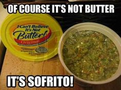 16 of 35 l 16. Sofrito is to puertorrican like oxygen is to most humans! 35 Things Puerto Ricans Know To Be True 35 Things Puerto Ricans Know To Be True Take a trip to Puerto Rico. From salsa and bomba y plena to the coqui, mofongo, bioluminescent bays, Old San Juan, and everything else that makes you proud to be Boricua.
