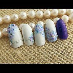 Asian Nail Art, Asian Nails, Kawaii Nail Art, Wedding Day Nails, Crazy Nail Art, Japanese Nail Art, Minx Nails, Nail Polish Art, Beautiful Nail Designs