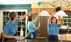 Tổng vệ sinh định kỳ nhà cửa, văn phòng giúp không gian bạn luôn sạch đẹp
